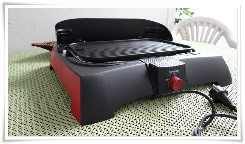 barbecue elektrogrill von severin im test. Black Bedroom Furniture Sets. Home Design Ideas